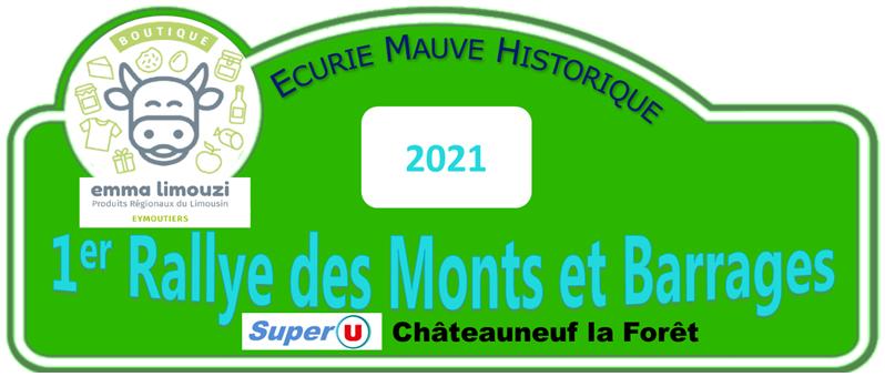 Plaque rmb 2021