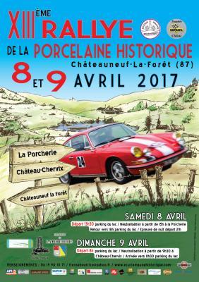 Rallye historique porcelaine a3a